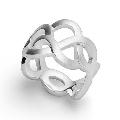 Bastian Silver Ring