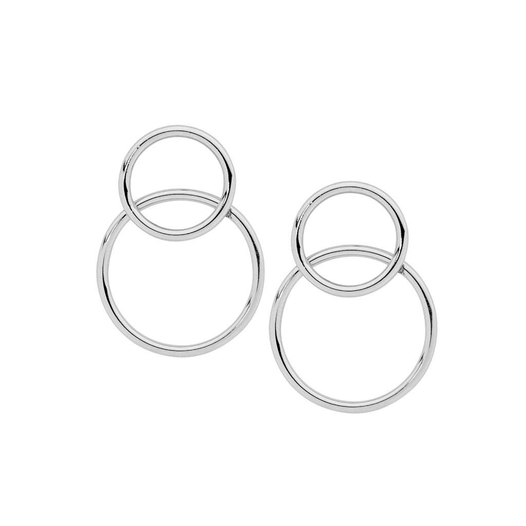 Ellani Stainless Steel Earring